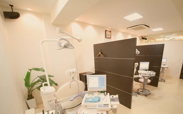 本宮歯科医院 院内